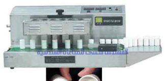 M2PACK 204 CONTINUOUS INDUCTION SEALER